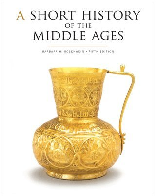 bokomslag A Short History of the Middle Ages, Fifth Edition