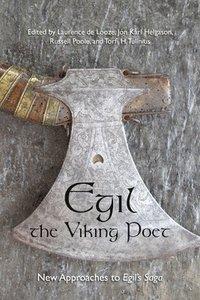 bokomslag Egil, the Viking Poet