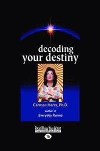 bokomslag Decoding Your Destiny