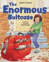 bokomslag The Enormous Suitcase