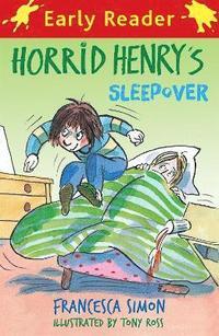 bokomslag Horrid Henry Early Reader: Horrid Henry's Sleepover