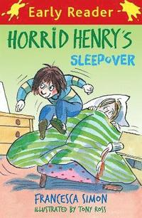 bokomslag Horrid Henry Early Reader: Horrid Henry's Sleepover: Book 26