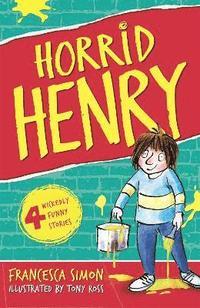 bokomslag Horrid Henry