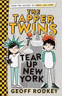 bokomslag The Tapper Twins Tear up New York
