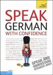 bokomslag Teach yourself speak german with confide