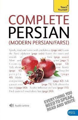 bokomslag Complete Modern Persian Beginner to Intermediate Course