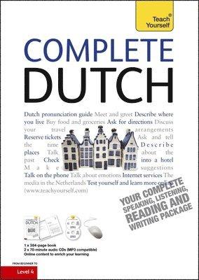 bokomslag Complete Dutch Beginner to Intermediate Course
