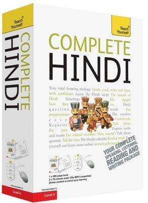 bokomslag Complete Hindi: Teach Yourself