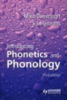 bokomslag Introducing Phonetics and Phonology