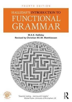 bokomslag Halliday's Introduction to Functional Grammar