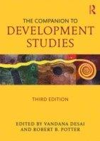 bokomslag The Companion to Development Studies