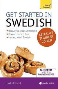 bokomslag Get Started in Swedish Absolute Beginner Course
