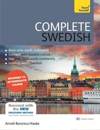 bokomslag Complete Swedish Beginner to Intermediate Course: (Book and audio support)