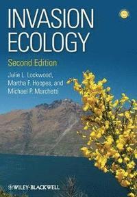 bokomslag Invasion Ecology