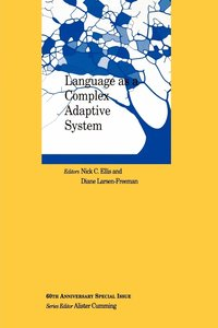 bokomslag Language as a Complex Adaptive System