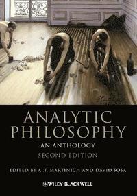bokomslag Analytic Philosophy