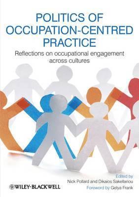 bokomslag Politics of Occupation-Centred Practice