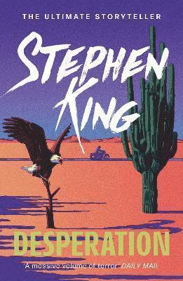 bokomslag Desperation