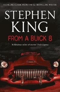 bokomslag From a Buick 8