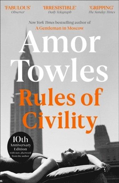 bokomslag Rules of Civility
