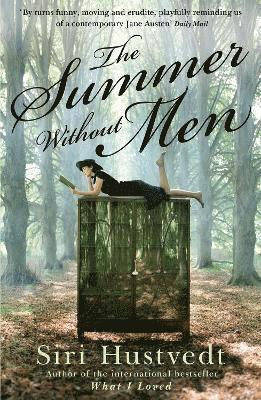 bokomslag The Summer Without Men