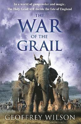 bokomslag The War of the Grail
