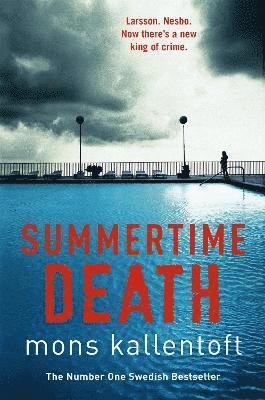 bokomslag Summertime death - malin fors 2