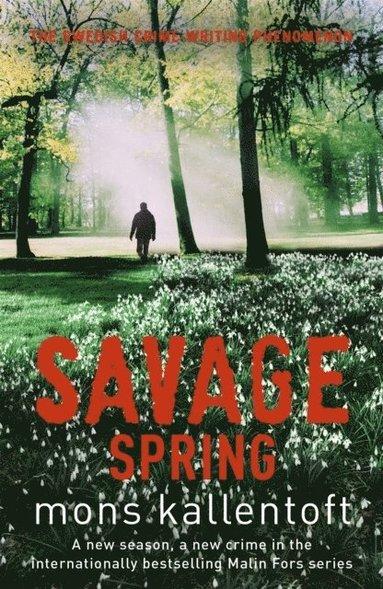 bokomslag Savage Spring