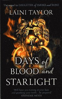 bokomslag Days of Blood and Starlight