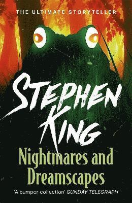 bokomslag Nightmares and dreamscapes