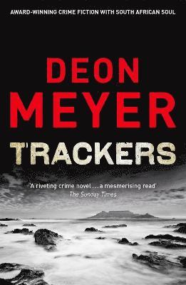 bokomslag Trackers