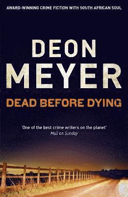 bokomslag Dead Before Dying