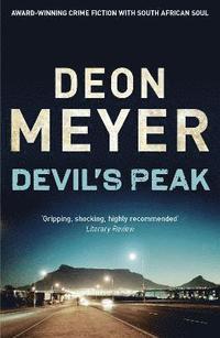bokomslag Devils peak
