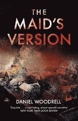 bokomslag The Maid's Version