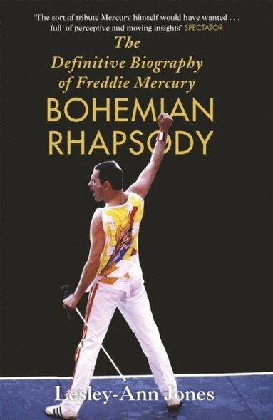 bokomslag Freddie Mercury: The Definitive Biography
