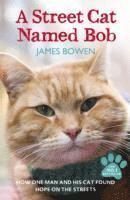 bokomslag Street cat named bob - how one man and his cat found hope on the streets