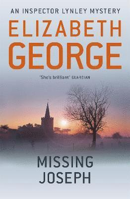 bokomslag Missing joseph - an inspector lynley novel