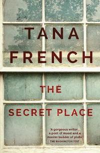 bokomslag The Secret Place