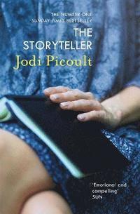 bokomslag The Storyteller