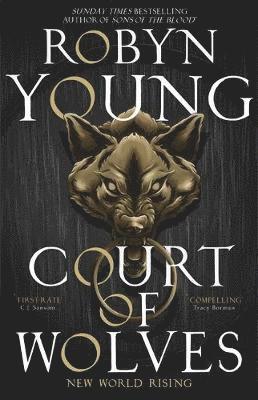 bokomslag Court of Wolves