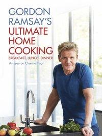 bokomslag Gordon Ramsay's Ultimate Home Cooking