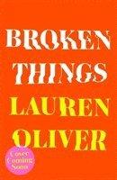 bokomslag Broken Things