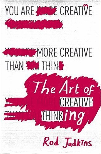 bokomslag Art of creative thinking