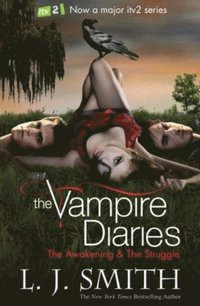 bokomslag The Vampire Diaries: The Awakening