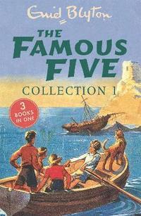 bokomslag The Famous Five Collection 1