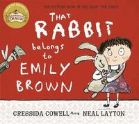 bokomslag That Rabbit Belongs To Emily Brown