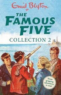 bokomslag The Famous Five Collection 2