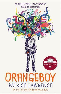 bokomslag Orangeboy