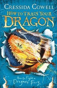 bokomslag How to Train Your Dragon: How to Fight a Dragon's Fury