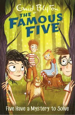 bokomslag Famous five: five have a mystery to solve - book 20